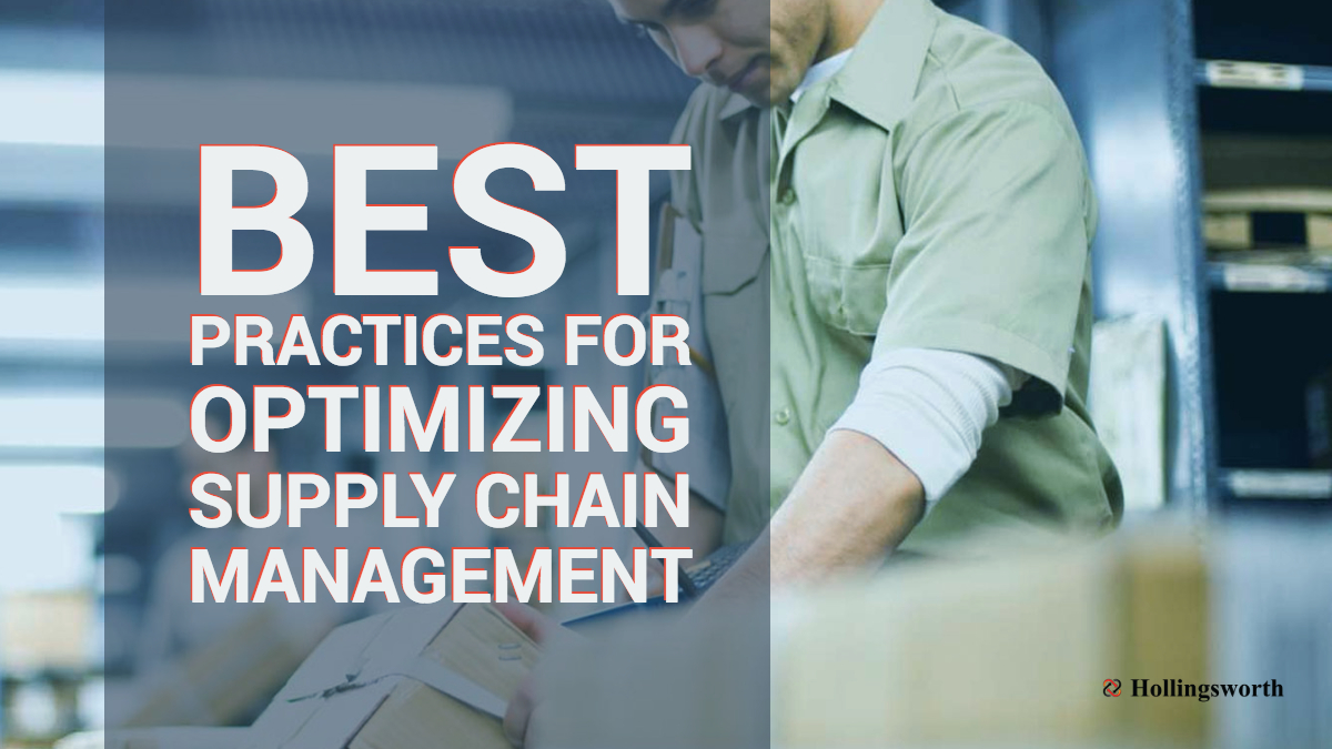 10 Best Practices for Optimizing Your Supply Chain
