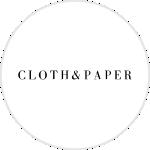 Cloth & Paper Logo