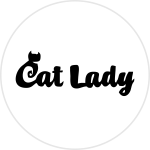 Cat Lady Logo