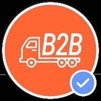 b2b transporte y logística