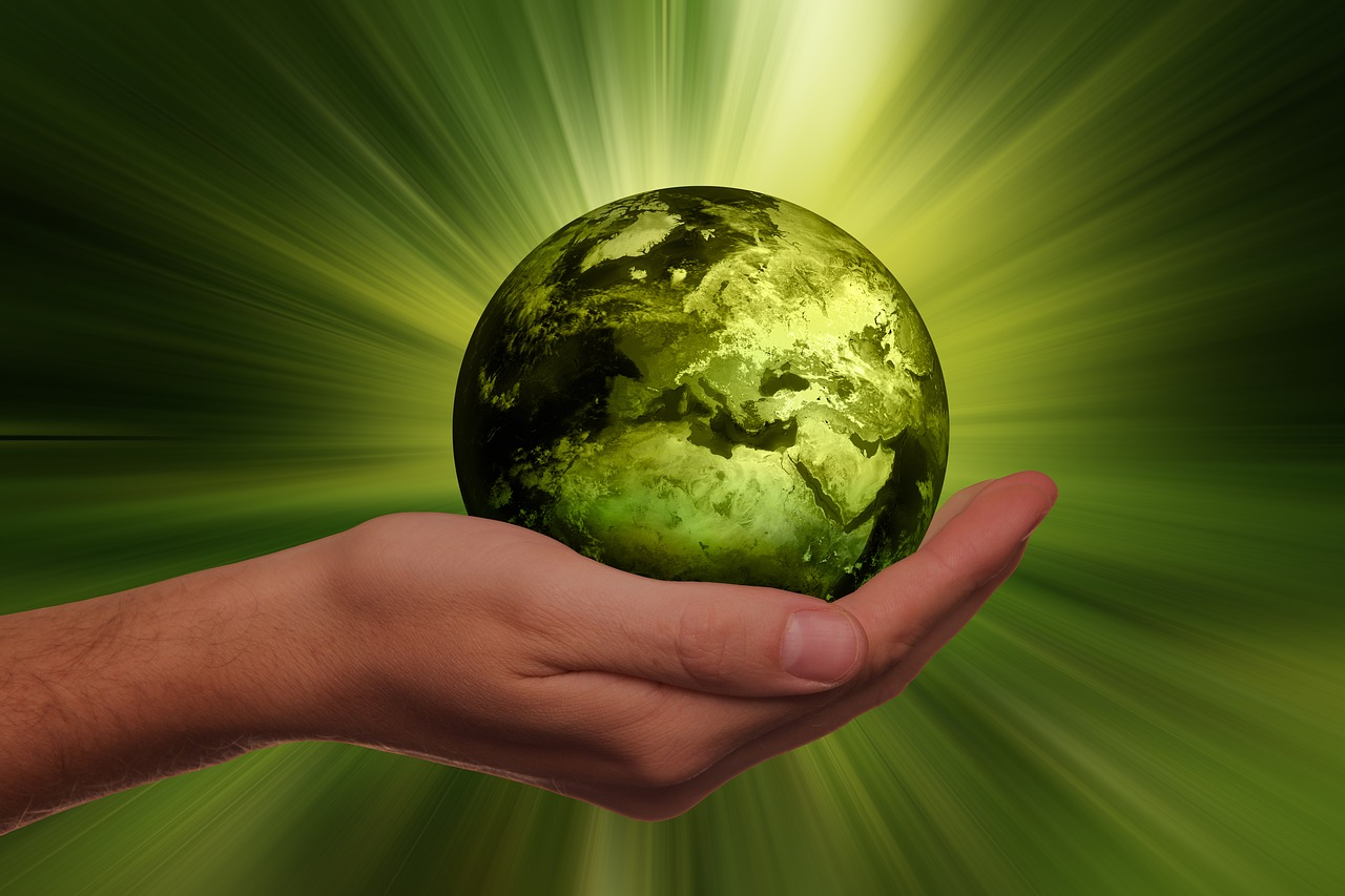 sustainable and eco-friendly practices in supply chain