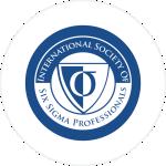 International Society of Six Sigma Professionals ISSSP logo