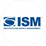Institute for Supply Management ISM logo